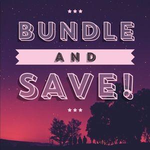 💰💸 Bundle & Save!💸💰